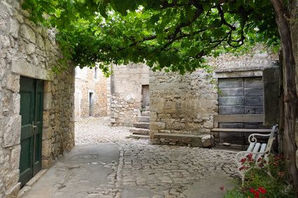 Alleys of Tribunj