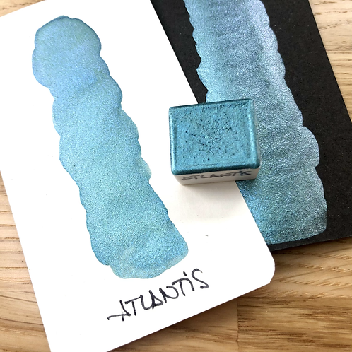 Watercolor – Atlantis