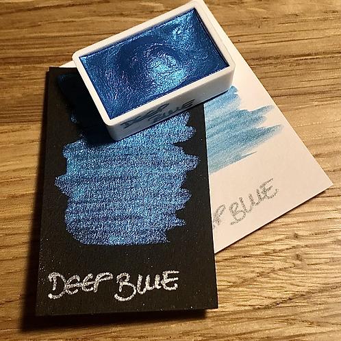 Watercolor – Deep Blue