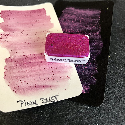 Watercolor – Pink Dust