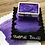 Thumbnail: Watercolor – Purple Blue