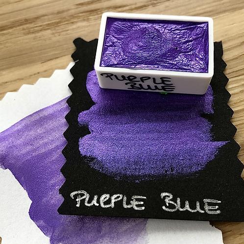 Watercolor – Purple Blue