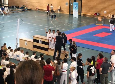 23 Medaillen an der Zürcher Kantonalmeisterschaft