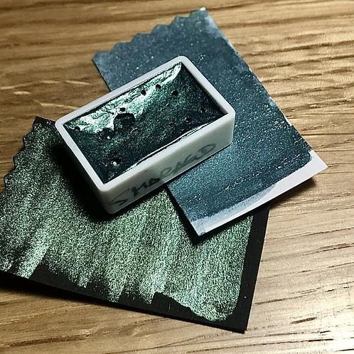 Watercolor – Smaragd
