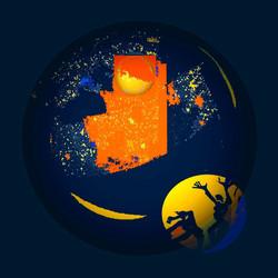 Planet-mit-2-Monden