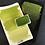 Thumbnail: Watercolor – Olive (hell), matt