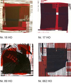 Diverse Holzdrucke