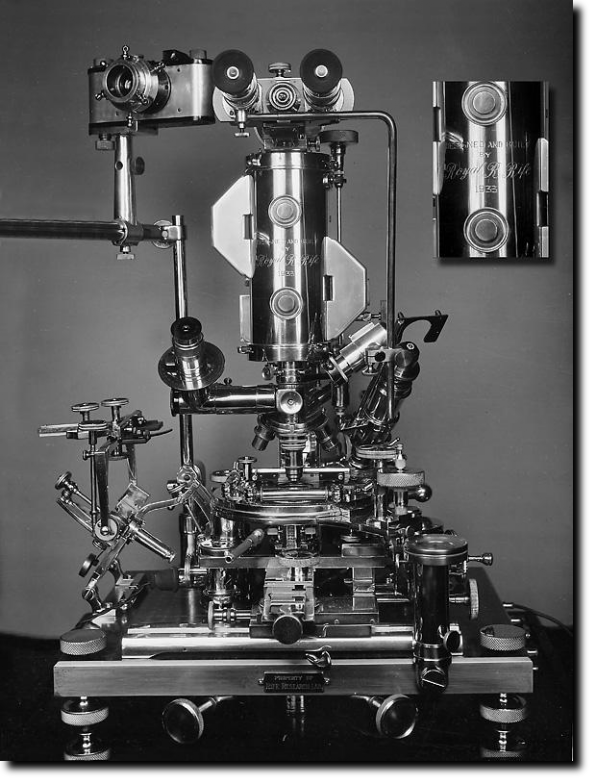 Rife Universal Microscope