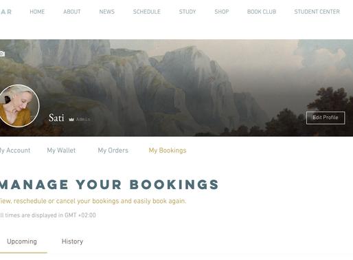 New Membership Portal