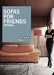 SOFA FOR FRIENDS