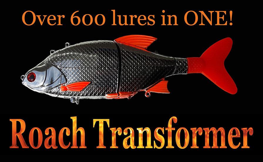 Roach Transformer Glamouroach e