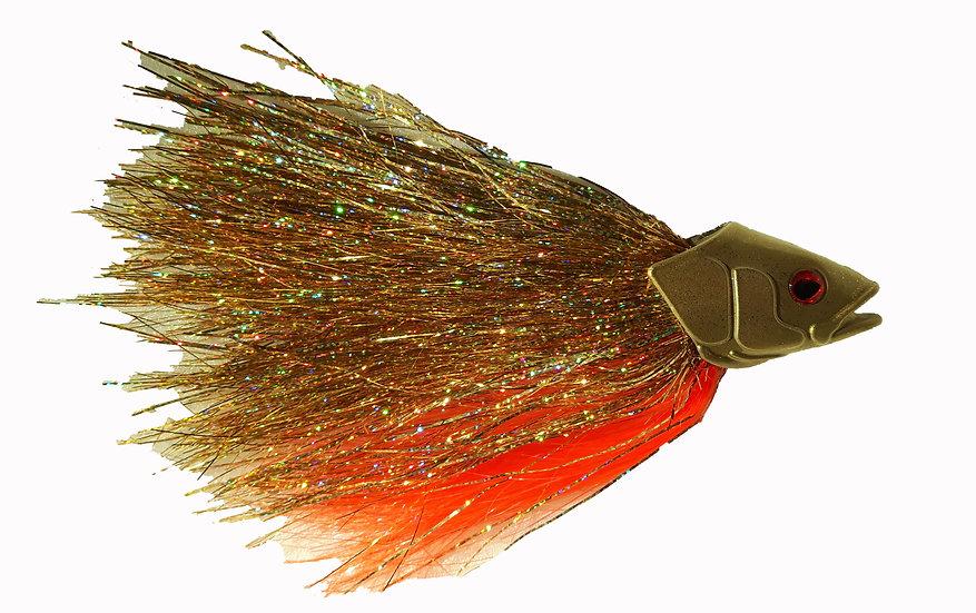 Fly Transformer Rude carp head&fly