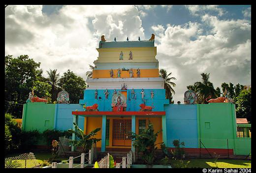 Changi Hindu Temple