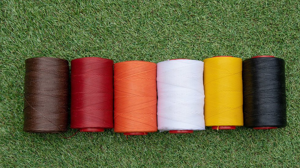 Tiger Thread - Ritza 25 - Braided Polyester