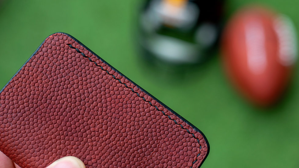 NFL Football Minimalist Card Wallet