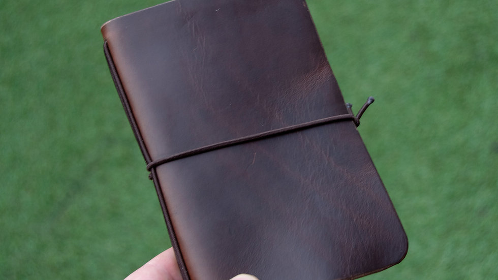 Horween - Leather Field Notes Journal Cover - Limited Edition