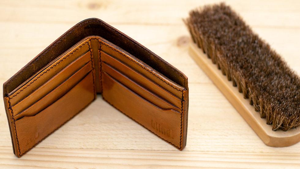 Rustic Veg Tan Wallet