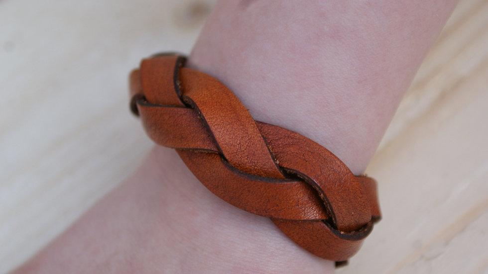 Unisex Leather Mystery Bracelet