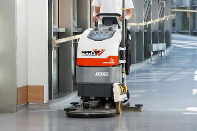 Serviços Limpeza Piso ASG Portaria Conservação
