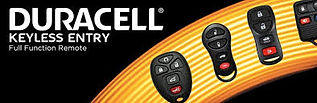 Duracell Keyless Entry