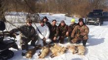 Регулирование численности охотничьих ресурсов