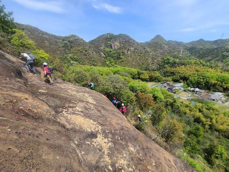 アルプスの歩き方 桶居山