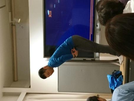 4/26(金)大場ガイドの「歩き方」机上講座 開催しました