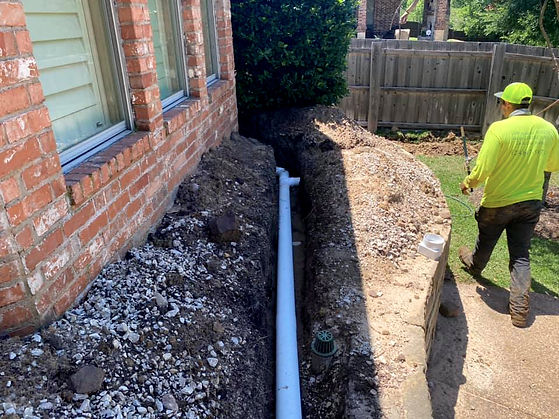 Dragons-landscaping-Drainage-solutions