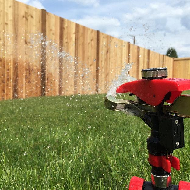 Sprinkler System - Irrigation