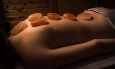 Salt Stone Massage