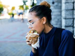 הרגלי אכילה נכונה לבריאות טובה