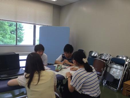 日常生活活動学実習(OTIPM)