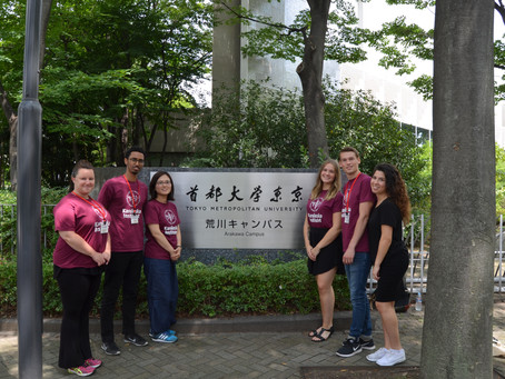 「Advanced Health Sciences and Technology in JAPAN 2016 Programme」修了しました!