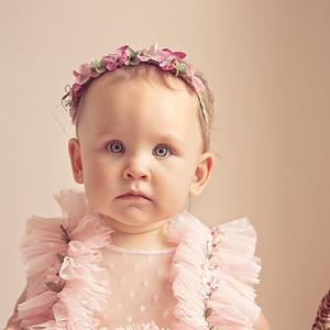 Noélie 8 mois