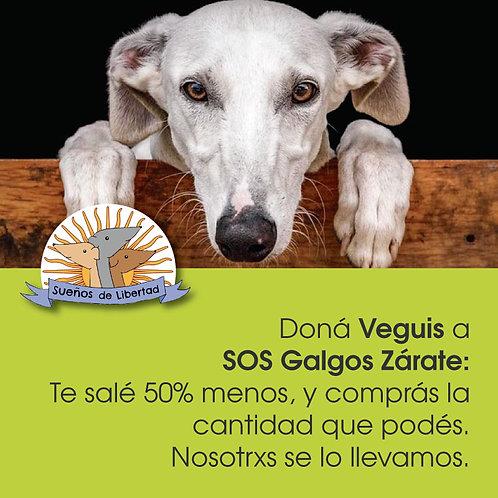 DONACIÓN SOS GALGOS ZARATE