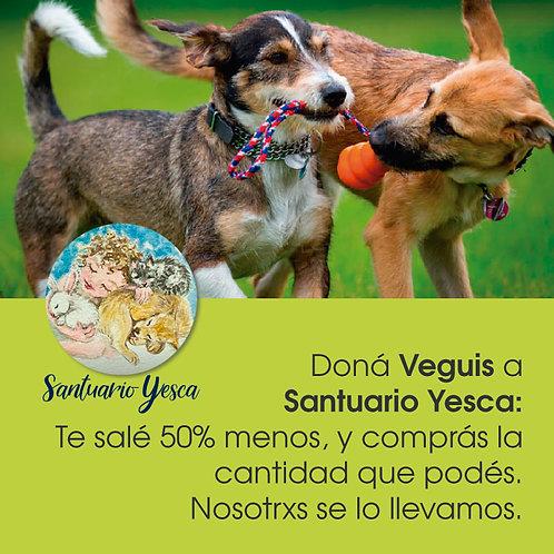 DONACIÓN SANTUARIO YESCA