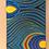 Thumbnail: Peacock African Wax Print sketchbook