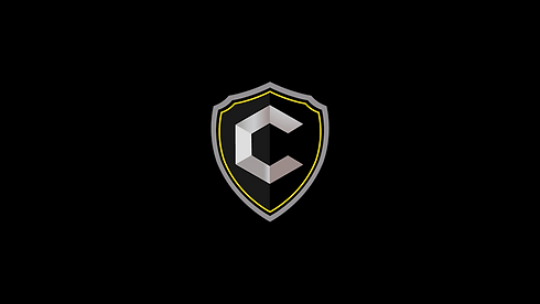 CC Crest Only FB Cover Image Black BG (8