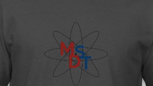 My Dad's a Science Teacher! Basic T-shirt