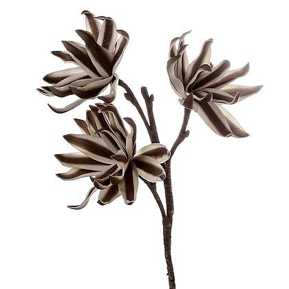"""Flower """"Tab"""" Blüten: je Ø18cm H:83cm"""