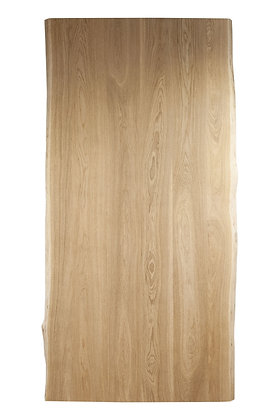 Tischplatte Eiche Massivholz ab: