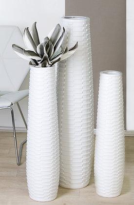 """Vase """"Catania"""" bodenstehend Keramik H:75cm"""