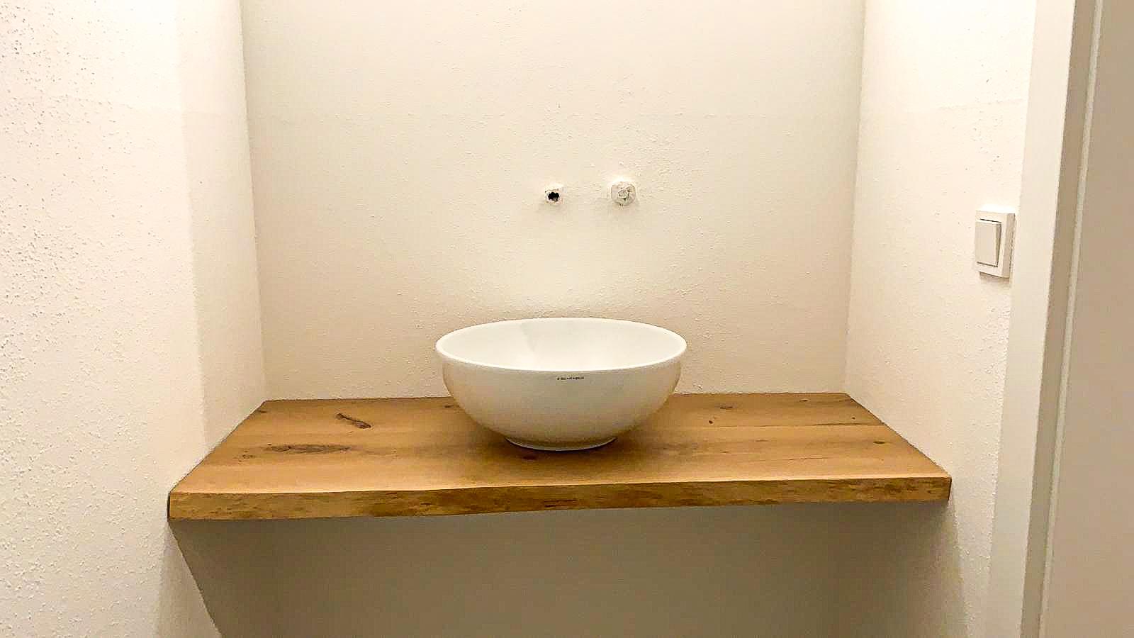 Waschtischplatte