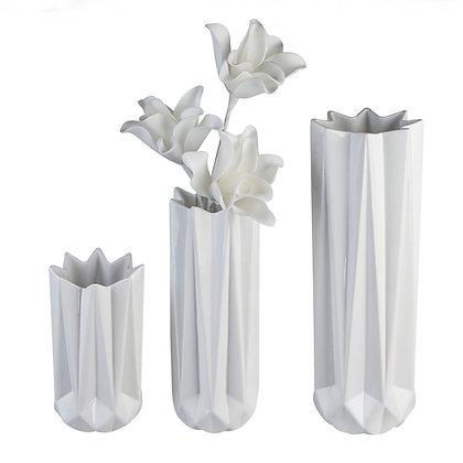"Vase ""Zelko"" Porzellan H:21cm"