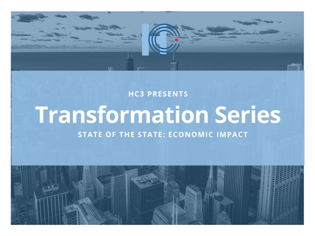Event Recap | Transformation Series: State of the State | Economic Impact | 03.04.2021
