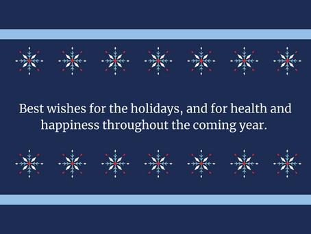 December Newsletter | 12.23.2020