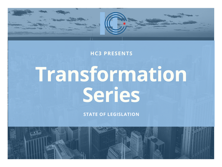 Event Recap | Transformation Series: State of Legislation | Policy Part 2 (Federal) | 11.17.20
