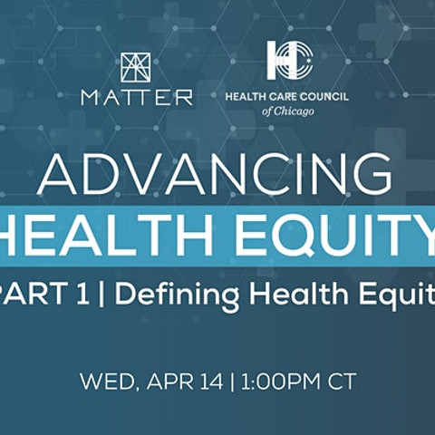 Defining Health Equity