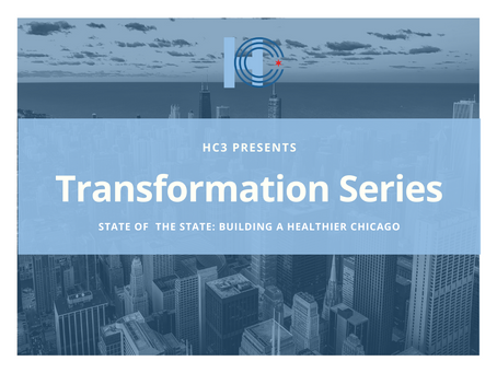 Transformation Series: State of the State | Building a Healthier Chicago | 12.14.2020