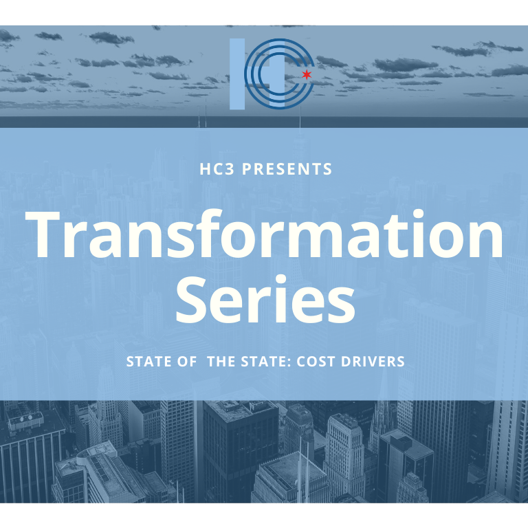 HC3 Transformation Series Event: Cost Drivers (featuring Dr. Ashish Jha)